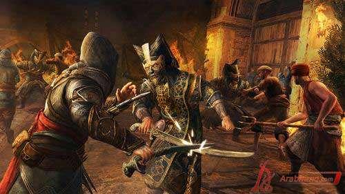 ملف تعريب لعبة assassin's creed revelations